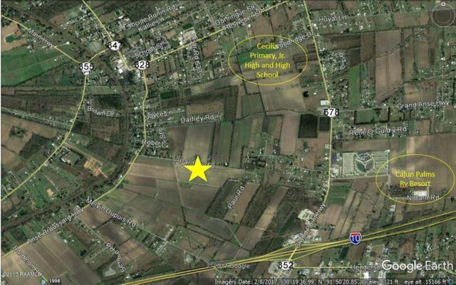 Lot 10 Dermelie Calais Road, Breaux Bridge, LA 70517 (MLS #17006461) :: Keaty Real Estate