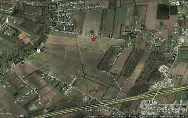Lot 11 Dermelie Calais Road, Breaux Bridge, LA 70517 (MLS #17006462) :: Keaty Real Estate