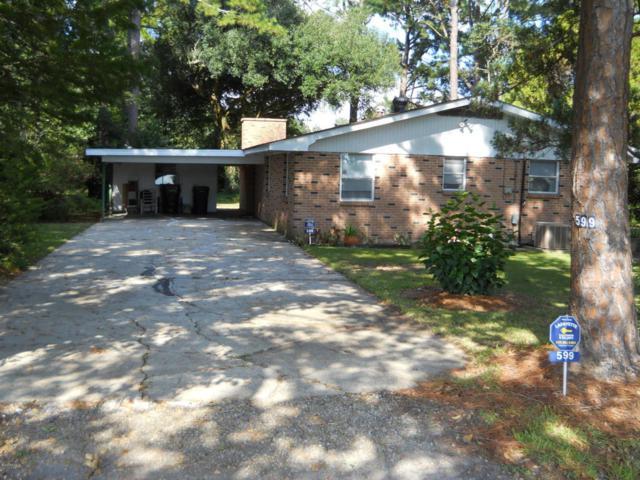 599 Katherine, Jeanerette, LA 70544 (MLS #17008277) :: Keaty Real Estate
