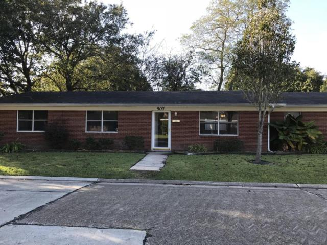 507 Azalea, New Iberia, LA 70563 (MLS #17011088) :: Keaty Real Estate