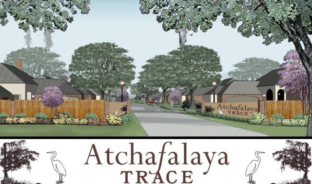 13 Atchafalaya Trace, Breaux Bridge, LA 70517 (MLS #17012243) :: Keaty Real Estate