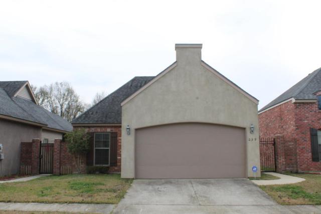 239 Chimney Rock Boulevard, Lafayette, LA 70508 (MLS #18000004) :: Keaty Real Estate
