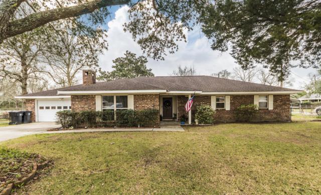 607 Jacquiline Drive, New Iberia, LA 70563 (MLS #18001323) :: Keaty Real Estate