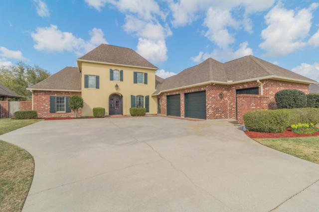 1101 Le Triomphe Parkway, Broussard, LA 70518 (MLS #18001469) :: Keaty Real Estate