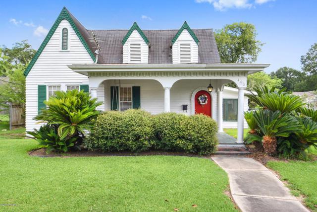 403 E Ninth Street, Crowley, LA 70526 (MLS #18002118) :: Red Door Team | Keller Williams Realty Acadiana