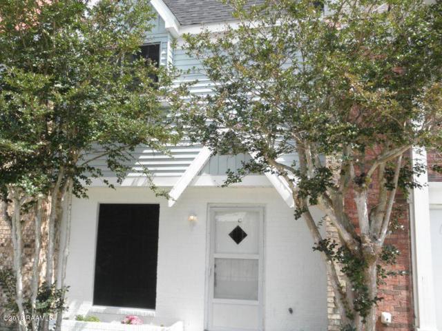 1328 Dulles C, Lafayette, LA 70506 (MLS #18002561) :: Keaty Real Estate