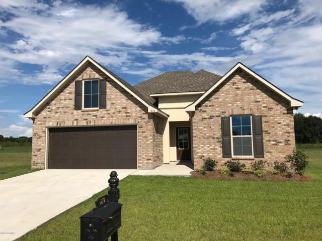 210 Hunters Hill Drive, Duson, LA 70529 (MLS #18003786) :: Cachet Real Estate