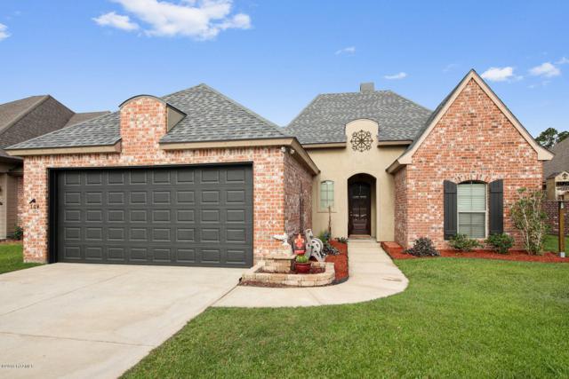 104 Cedar Hills Drive, Youngsville, LA 70592 (MLS #18004038) :: Keaty Real Estate
