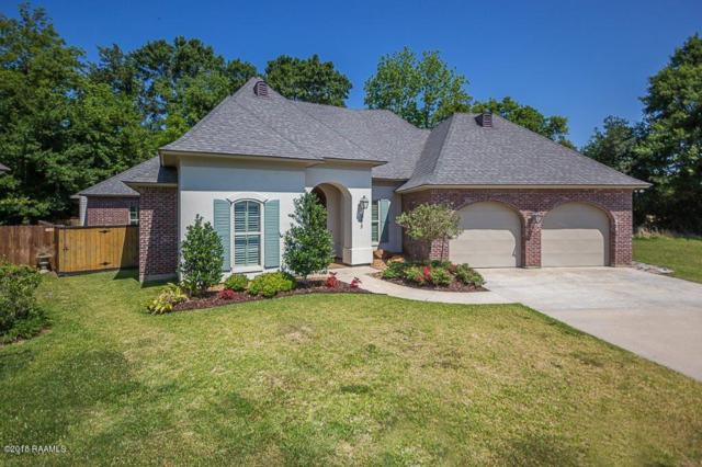 303 Herbsaint Drive, Youngsville, LA 70592 (MLS #18004728) :: Keaty Real Estate