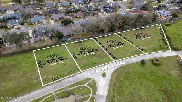 201 Alsway Lane, Broussard, LA 70518 (MLS #18006216) :: Keaty Real Estate