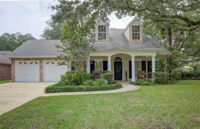 100 Habersham Drive, Youngsville, LA 70592 (MLS #18006261) :: Keaty Real Estate
