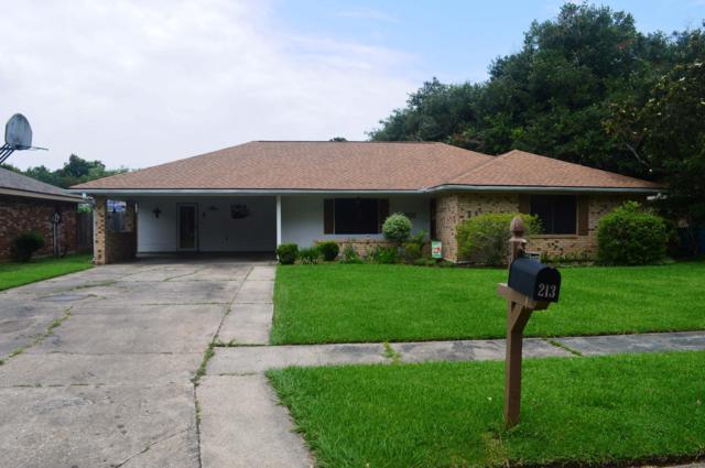 213 St James Drive, Lafayette, LA 70506 (MLS #18006602) :: Keaty Real Estate