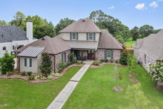 114 Grandview Terrace Drive, Youngsville, LA 70592 (MLS #18006671) :: Keaty Real Estate