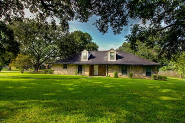 717 Oak Manor Drive, New Iberia, LA 70563 (MLS #18006919) :: Keaty Real Estate