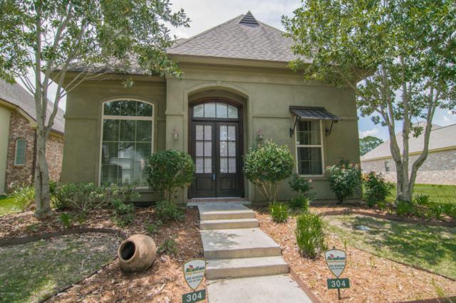 304 Nantere Lane, Lafayette, LA 70507 (MLS #18006998) :: Keaty Real Estate