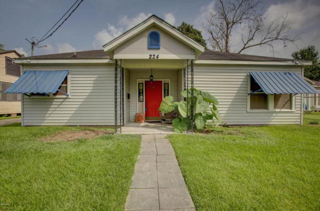 224 Bellevue Street, Lafayette, LA 70501 (MLS #18007247) :: Keaty Real Estate
