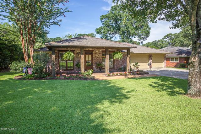 1117 Roselawn Drive, Lafayette, LA 70503 (MLS #18007352) :: Keaty Real Estate
