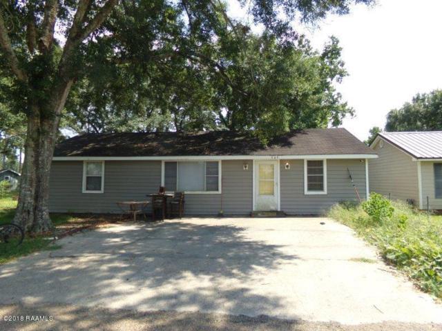 705 Parkview Drive, Abbeville, LA 70510 (MLS #18007660) :: Cachet Real Estate
