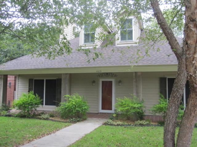 405 Gordon Crockett Drive, Lafayette, LA 70508 (MLS #18008022) :: Keaty Real Estate
