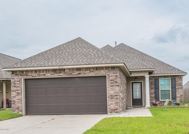 214 Elwick Drive, Lafayette, LA 70507 (MLS #18008076) :: Cachet Real Estate