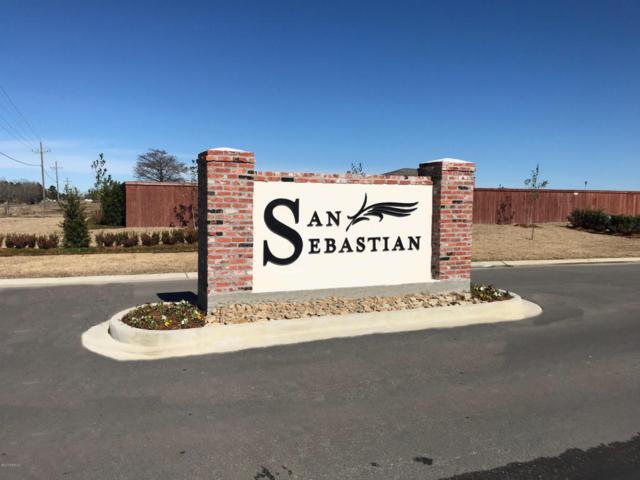 218 Santander Drive, Youngsville, LA 70592 (MLS #18008206) :: Keaty Real Estate