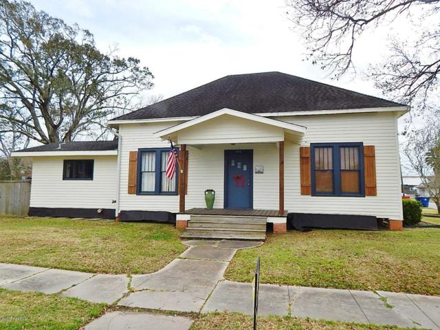 504 E 2nd Street, Crowley, LA 70526 (MLS #18011411) :: Keaty Real Estate
