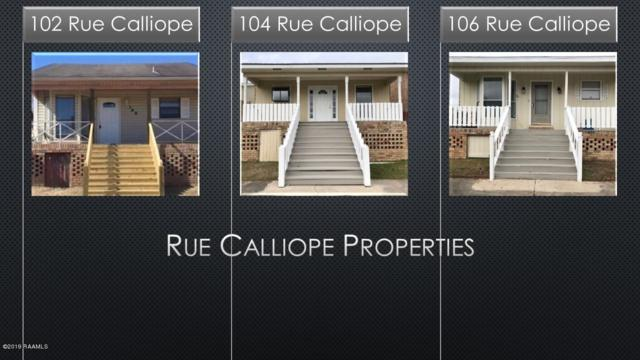 104 Rue Calliope, Carencro, LA 70520 (MLS #19000545) :: Red Door Team   Keller Williams Realty Acadiana