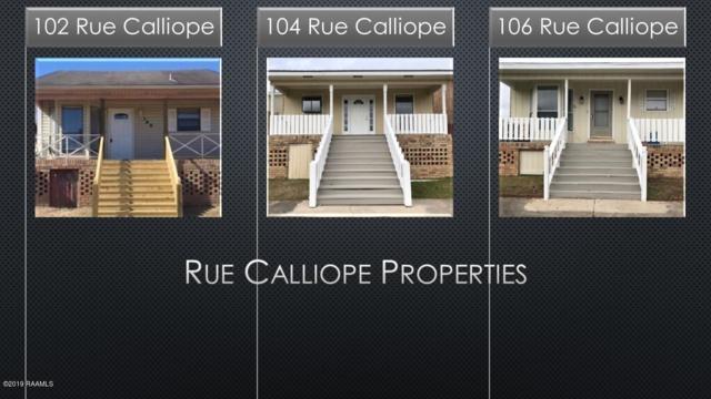 104 Rue Calliope, Carencro, LA 70520 (MLS #19000546) :: Red Door Team   Keller Williams Realty Acadiana