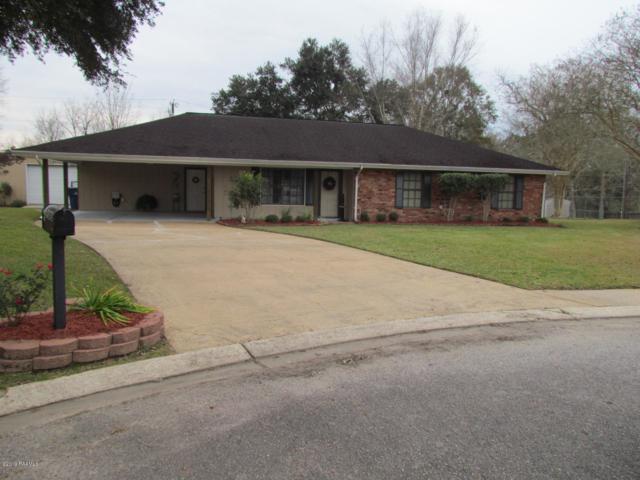 2434 Herbert Drive, Opelousas, LA 70570 (MLS #19000669) :: Keaty Real Estate