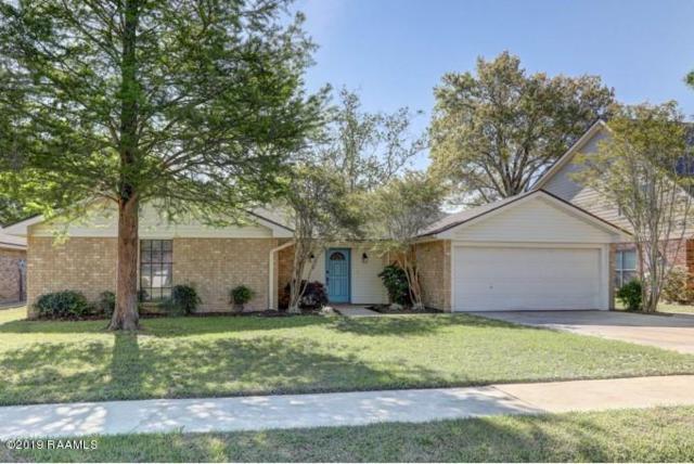 206 Pontalba Drive, Lafayette, LA 70503 (MLS #19003499) :: Keaty Real Estate