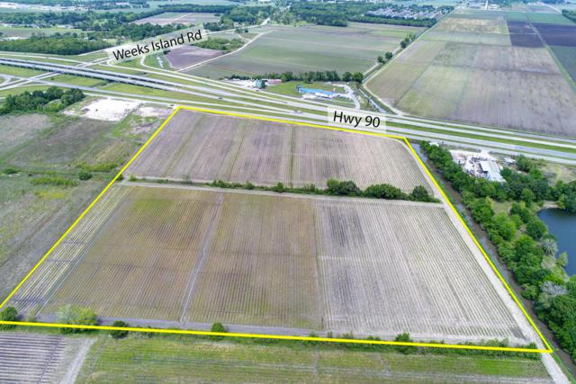 Tbd Hwy 90 Frontage, New Iberia, LA 70560 (MLS #19003960) :: Keaty Real Estate