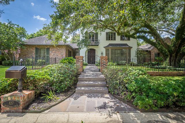 127 Heartwood Circle, Lafayette, LA 70503 (MLS #19006688) :: Keaty Real Estate