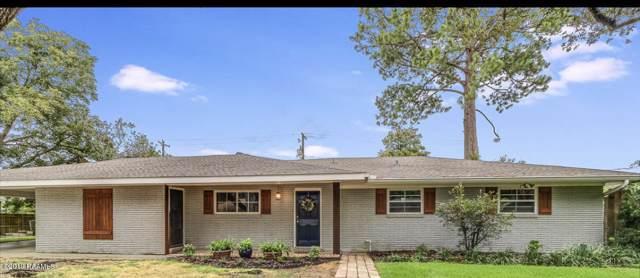 205 Sunny Lane, Lafayette, LA 70506 (MLS #19009647) :: Keaty Real Estate