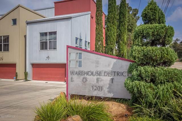 1201 S College Road #1, Lafayette, LA 70503 (MLS #19010864) :: Keaty Real Estate
