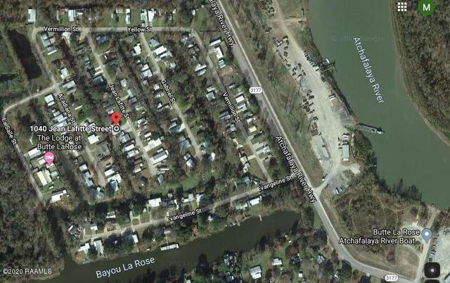 1040 Jean Lafitte Street, Breaux Bridge, LA 70517 (MLS #20000290) :: Keaty Real Estate