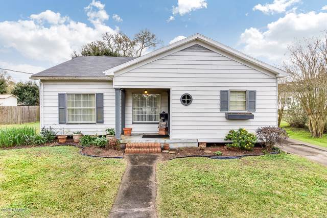 820 E 4th Street, Crowley, LA 70526 (MLS #20000477) :: Keaty Real Estate
