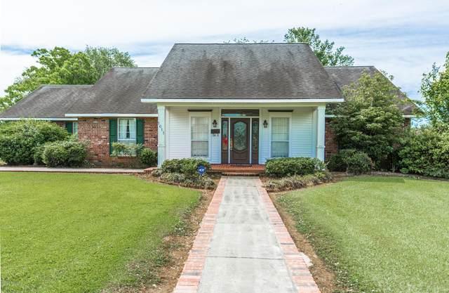 1611 Athabaska Street, Eunice, LA 70535 (MLS #20000824) :: Keaty Real Estate