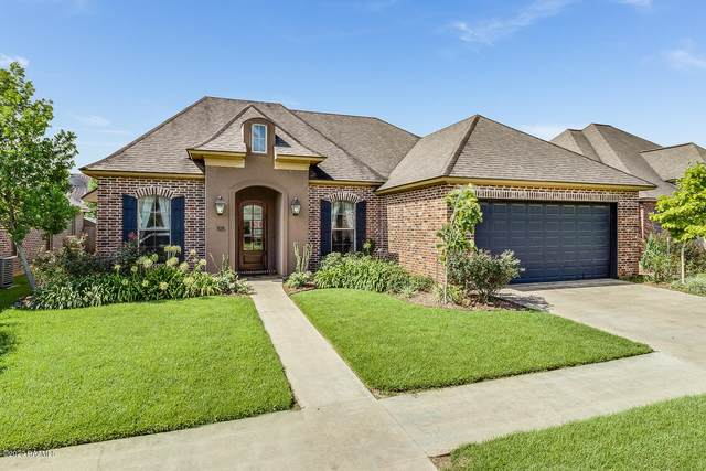 105 Spring View Drive, Youngsville, LA 70592 (MLS #20001180) :: Keaty Real Estate