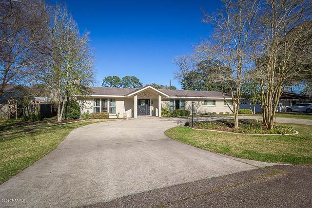 303 Karen Drive, Lafayette, LA 70503 (MLS #20001247) :: Keaty Real Estate