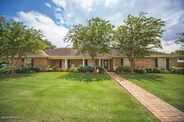 605 W 16th St Street, Crowley, LA 70526 (MLS #20001300) :: Keaty Real Estate