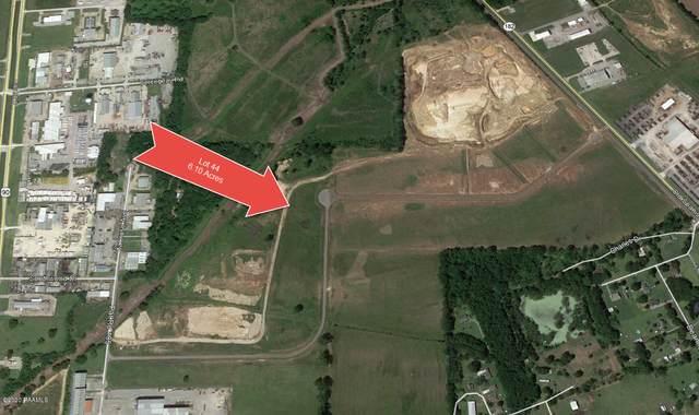 Lot 44 Spanish Trail Industrial Park, Broussard, LA 70518 (MLS #20001548) :: Keaty Real Estate