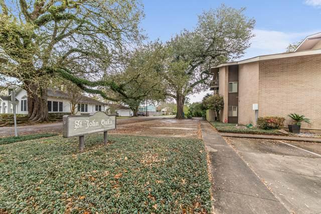 1301 St John Street #202, Lafayette, LA 70506 (MLS #20001747) :: Keaty Real Estate