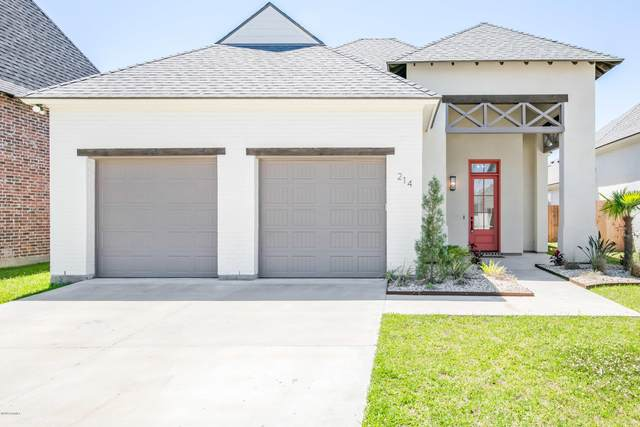 214 San Marcos Drive, Youngsville, LA 70592 (MLS #20003366) :: Keaty Real Estate