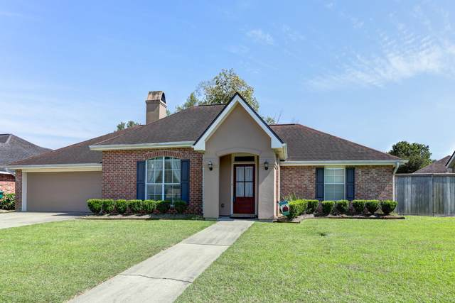 302 N Rushmore Lane, Youngsville, LA 70592 (MLS #20003482) :: Keaty Real Estate