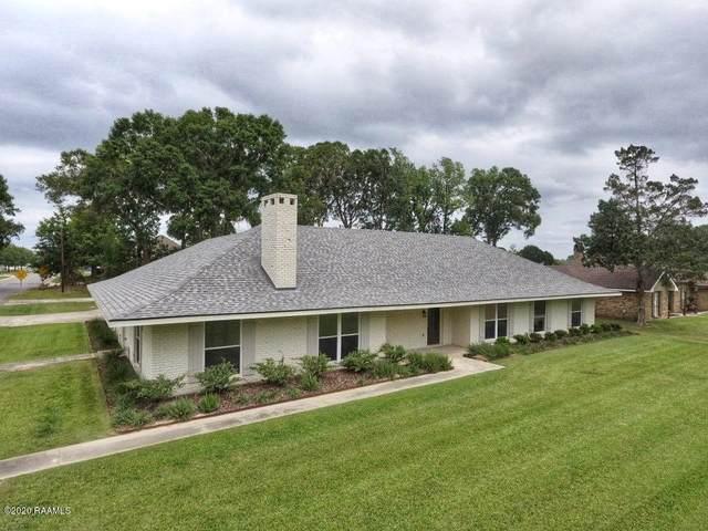 201 Becky Lane, Lafayette, LA 70508 (MLS #20003955) :: Keaty Real Estate