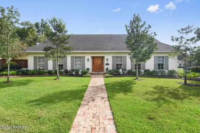 821 Brentwood Boulevard, Lafayette, LA 70503 (MLS #20004275) :: Keaty Real Estate