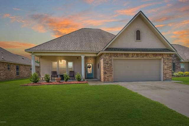 113 Sunny Peak Street, Youngsville, LA 70592 (MLS #20004606) :: Keaty Real Estate