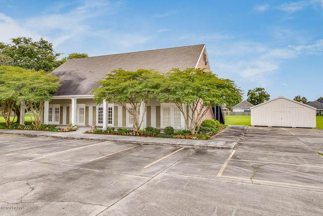135 N Domingue Avenue, Lafayette, LA 70506 (MLS #20004802) :: Keaty Real Estate