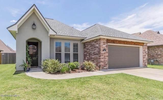 106 Bennington Lane, Youngsville, LA 70592 (MLS #20005345) :: Keaty Real Estate