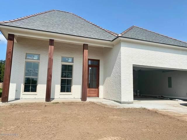 303 Habitat Ridge Drive, Broussard, LA 70518 (MLS #20006321) :: Keaty Real Estate